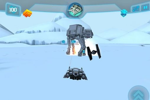 LEGO Star wars: The new Yoda chronicles для Android