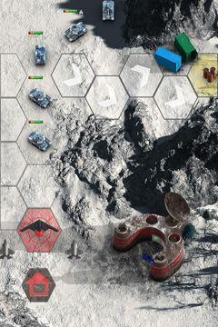 Screenshot Panzerkampf auf dem iPhone