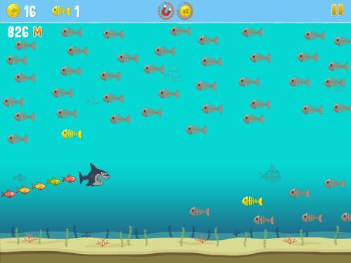 Hero shark für Android