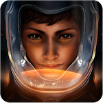 Space frontiers: Dawn of Mars Symbol