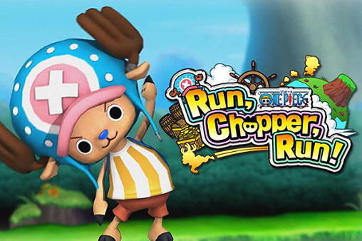 One piece: Run, Chopper, run! ícone