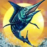 Big sport fishing 2017 Symbol