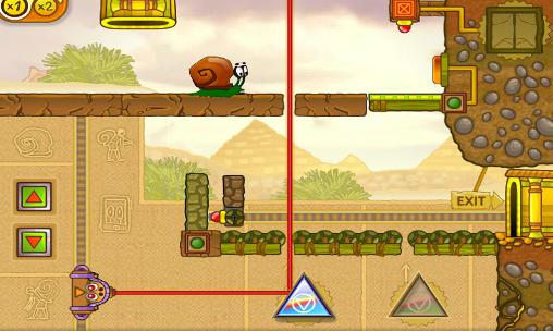 Snail Bob 3: Egypt journey für Android