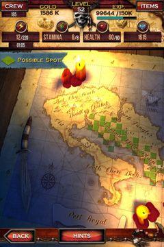 Screenshot Fluch der Karibik: Meister der See auf dem iPhone