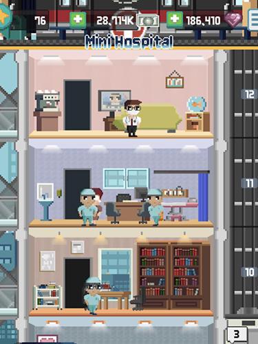 Mini hospital für Android