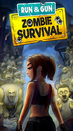 Zombie survival: Run and gun screenshot 1
