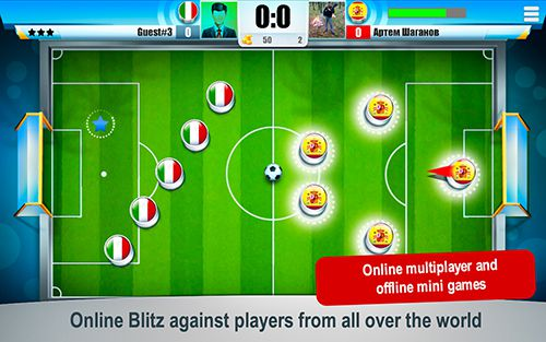 Mini football: Championship for iPhone