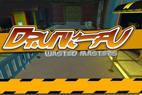 logo Drunk-Fu: Besoffene Meister