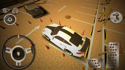 Real car parking screenshot 1