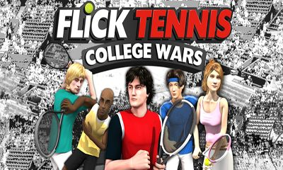 Flick Tennis: College Wars Screenshot