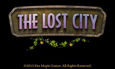 The Lost City captura de pantalla 1