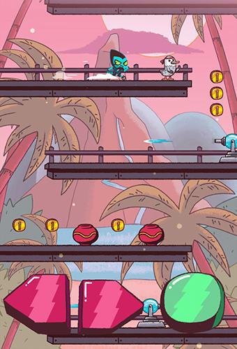 Cartoon network: Party dash Screenshot