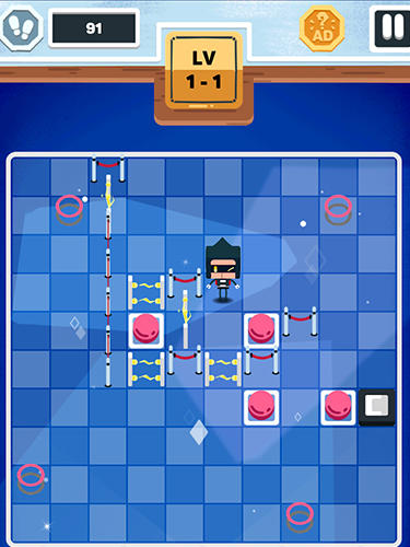 Diamond drop: Sacrifice puzzle für Android