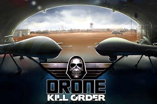 logo Drone: Befehl zu Töten