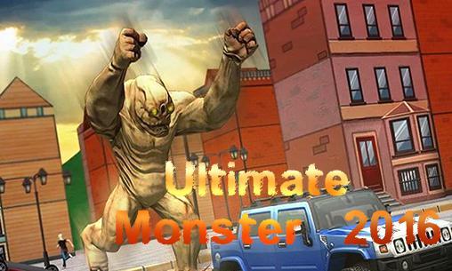 Ultimate monster 2016 screenshot 1