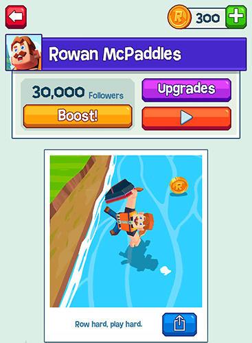 Arcade Rowan McPaddles für das Smartphone