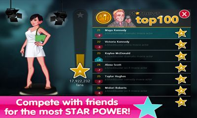 Stardom: The A-List para Android