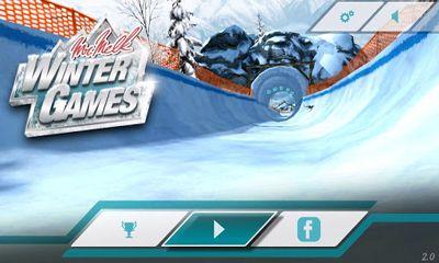 Mr. Melk Winter Games Symbol