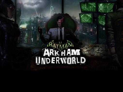 Batman: Arkham underworld Symbol
