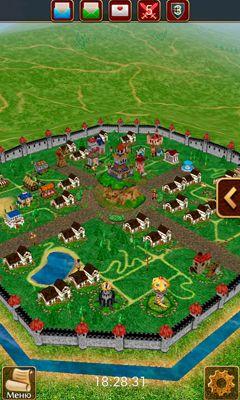 The Third World. War of Kings 3D captura de tela 1