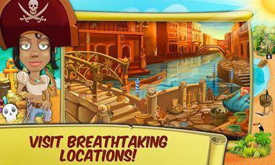 Pirate Explorer The Bay Town Screenshot