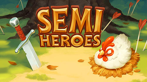 Semi heroes: Idle RPG Screenshot
