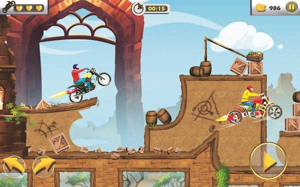 Rush to Crush Bike Racing für Android