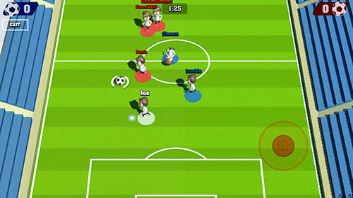 Real Time Champions of Soccer screenshot 4