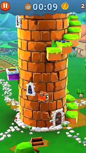 Arcade Blocky castle für das Smartphone