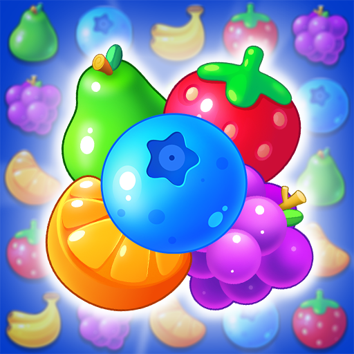 New Tasty Fruits Bomb: Puzzle World іконка