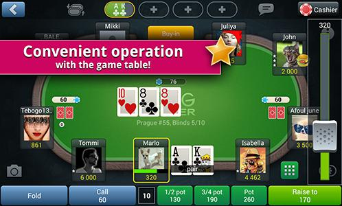 Jag poker HD для Android