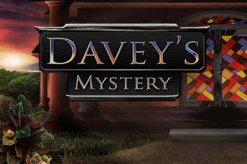 Davey's mysterycapturas de pantalla