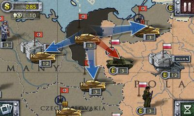 European War 2 screenshot 1