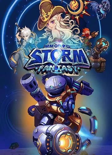 MMORPG Storm fantasy icône