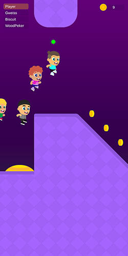 Run race arena for Android