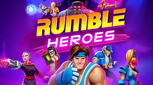 Rumble heroes Screenshot