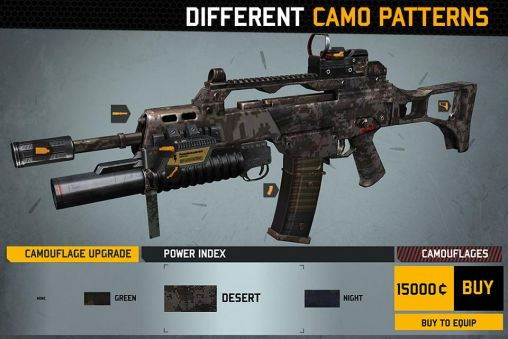 Gun master 3D für Android