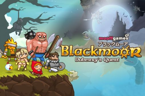 Blackmoor: Dubbery's quest captura de pantalla 1