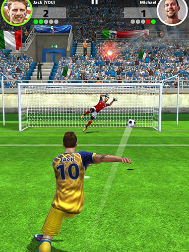 Football strike: Multiplayer soccer para Android