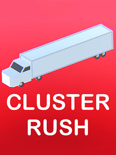 Cluster rush: Crazy truck ícone