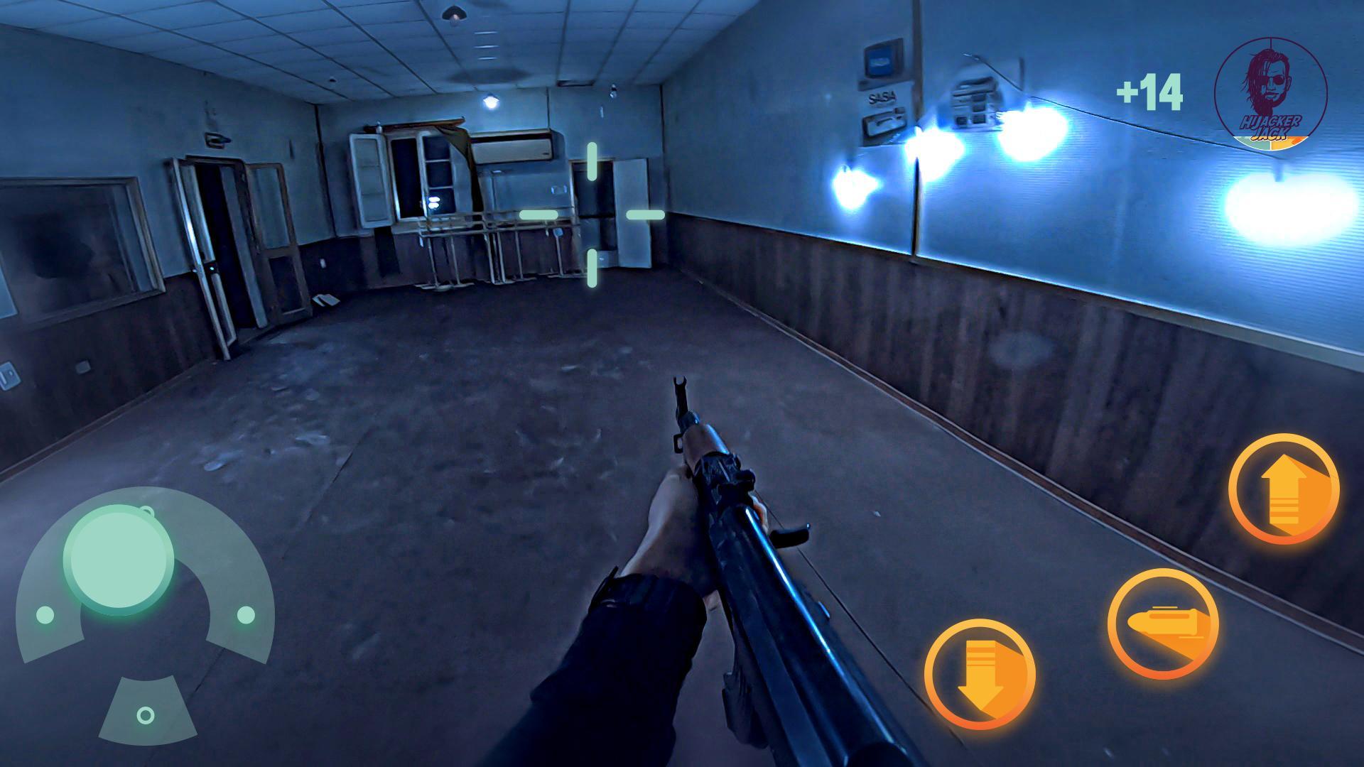 Hijacker Jack capture d'écran