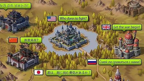 Online games Evony: The king's return for smartphone