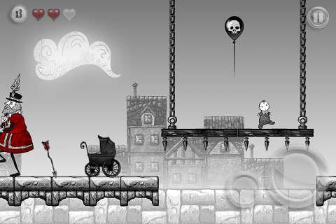 Screenshot Grimm auf dem iPhone
