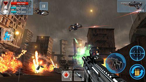 Simulator-Spiele: Lade Feindlicher Schlag 2 auf dein Handy herunter