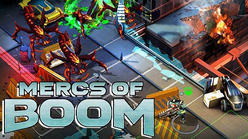 logo Mercs von Boom