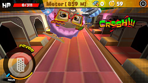 Free runner pour Android