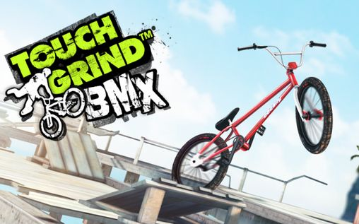 Touchgrind BMX screenshot 1