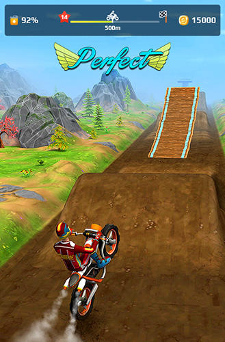 Bike flip hero für Android