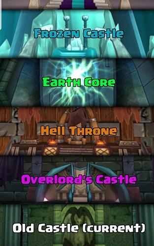 Summoners battle: Angel's wrath Screenshot