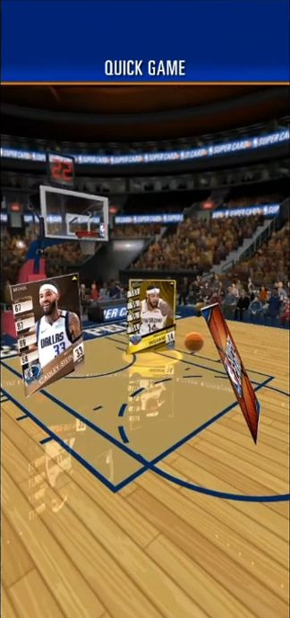 NBA SuperCard - Basketball & Card Battle Game for Android